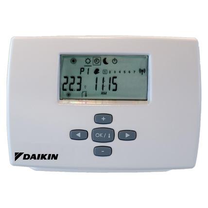 Daikin káblový izbový termostat EKRTWA
